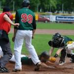 Siebtes Inning bringt Entscheidung für Caps in Pitcher-Duell