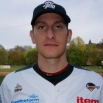 Best Pitcher Nord 2014: Chris Mezger (Solingen Alligators)