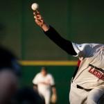 Mike Bolsenbroek gewinnt Pitcher-Duell bei Regensburger Shutout