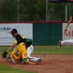 Athletics lassen Hornets keine Chance