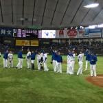 Team Europa mit historischem Sieg gegen Japan / Luke Sommer mittendrin