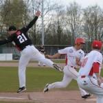 Gianny Fracchiolla mit wildem No-Hitter bei Regensburger Shutout