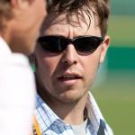 EM-Titel ist das Ziel: DBV-Sportdirektor Dirk Fries will hoch hinaus