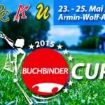 Buchbinder Cup 2015 mit Regensburg, Bonn, Paderborn und Ostrava