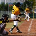 Mainz Athletics mit knappen Sieg im Rhein-Main Derby gegen Bad Homburg