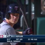 Max Kepler debütiert am Sonntag in MLB