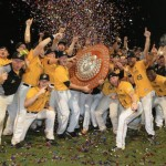 Final-MVP Donald Lutz gewinnt Australian Baseball League
