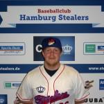 Jakob Claesson schließt sich Hamburg Stealers an