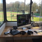 Livestream und Radio in der 1. Baseball-Bundesliga