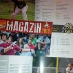 Baseball-Bundesliga Saisonheft 2016 / Gewinnspiel
