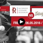 Livestreams in 1. Baseball-Bundesliga aus Haar und Regensburg