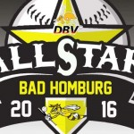 All-Star Game in 1. Baseball-Bundesliga findet am 31. Juli in Bad Homburg statt