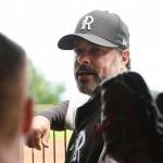 Buchbinder Legionäre trennen sich von Rodriguez / Gronauer übernimmt