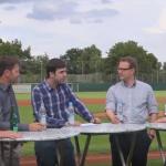 Talkshow-Premiere mit Blick auf Bundesliga und EM
