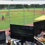 Alle Viertelfinals der 1. Baseball-Bundesliga im Livestream