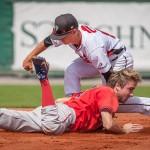 Stealers drehen Spiel zwei in Regensburg