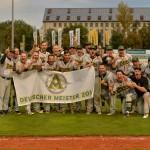Mainz Athletics gewinnen Deutsche Meisterschaft 2016