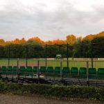 Regenabsage in Solingen / Spiel drei nun am Sonntag