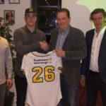 Maik Ehmcke offiziell von Untouchables Paderborn vorgestellt