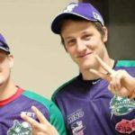 Antonio Horvatic und Kruno Gojkovic verstärken Ulm Falcons