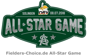 Alle Informationen zum Fielders-Choice.de All-Star Game am 8. Juli in Solingen