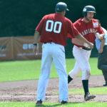 Justin Brocks Grand Slam reicht Cardinals zu Sieg gegen Bremen