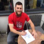 Andrija Tomic schließt sich Stuttgart Reds an