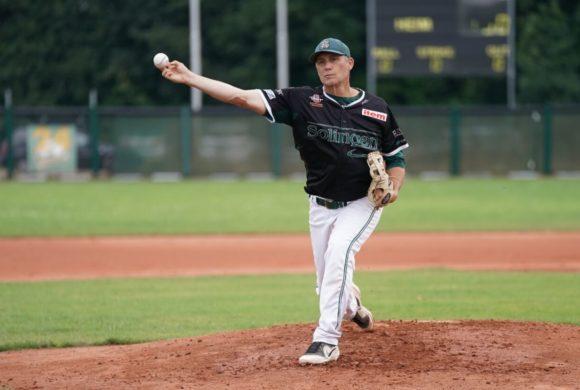 Best Pitcher Nord 2019: Wayne Ough (Solingen Alligators)