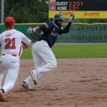 Terrell Joyce kehrt in 1. Baseball-Bundesliga zurück und schließt sich Bonn an