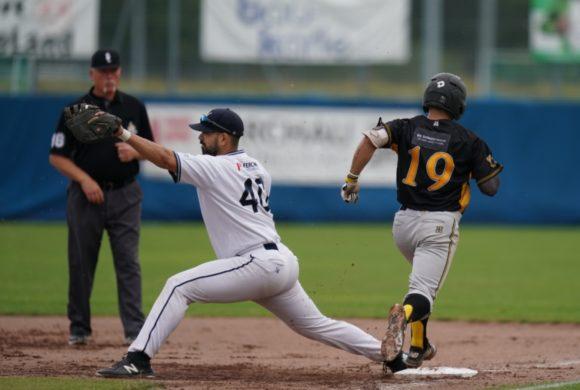 Saisonstart 2020 in Bens Baseball-Bundesliga für 8.-9. August geplant