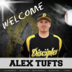 Alex Tufts neuer Headcoach der Disciples